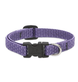 "Lupine Eco Collar 1/2"" Lilac 10""-16"""