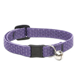 Lupine Cat Collar Eco Lilac W/Bell