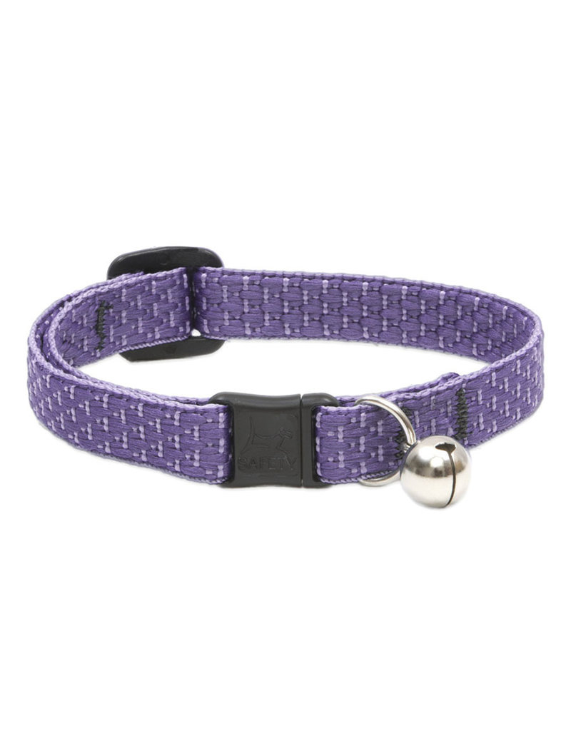 Lupine Lupine Eco Cat Collar Lilac With Bell