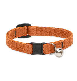 Lupine Cat Collar Eco Pumpkin W/Bell