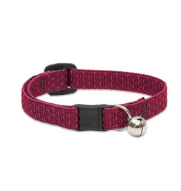 Lupine Eco Cat Collar Berry With Bell