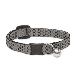 Lupine Eco Cat Collar Granite With Bell