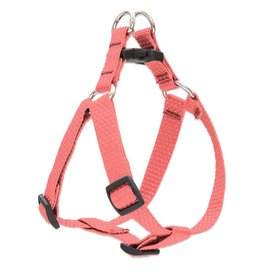 "Lupine Eco Step-In Harness 1"" Coral 24""-38"""