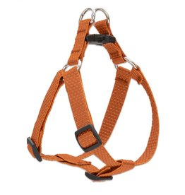 "Lupine Eco Step-In Harness 1/2"" Pumpkin 10""-13"""