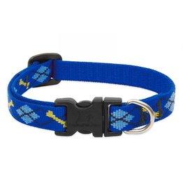 "Lupine Originals 3/4"" Dog Collar | Dapper Dog 9""-14"""