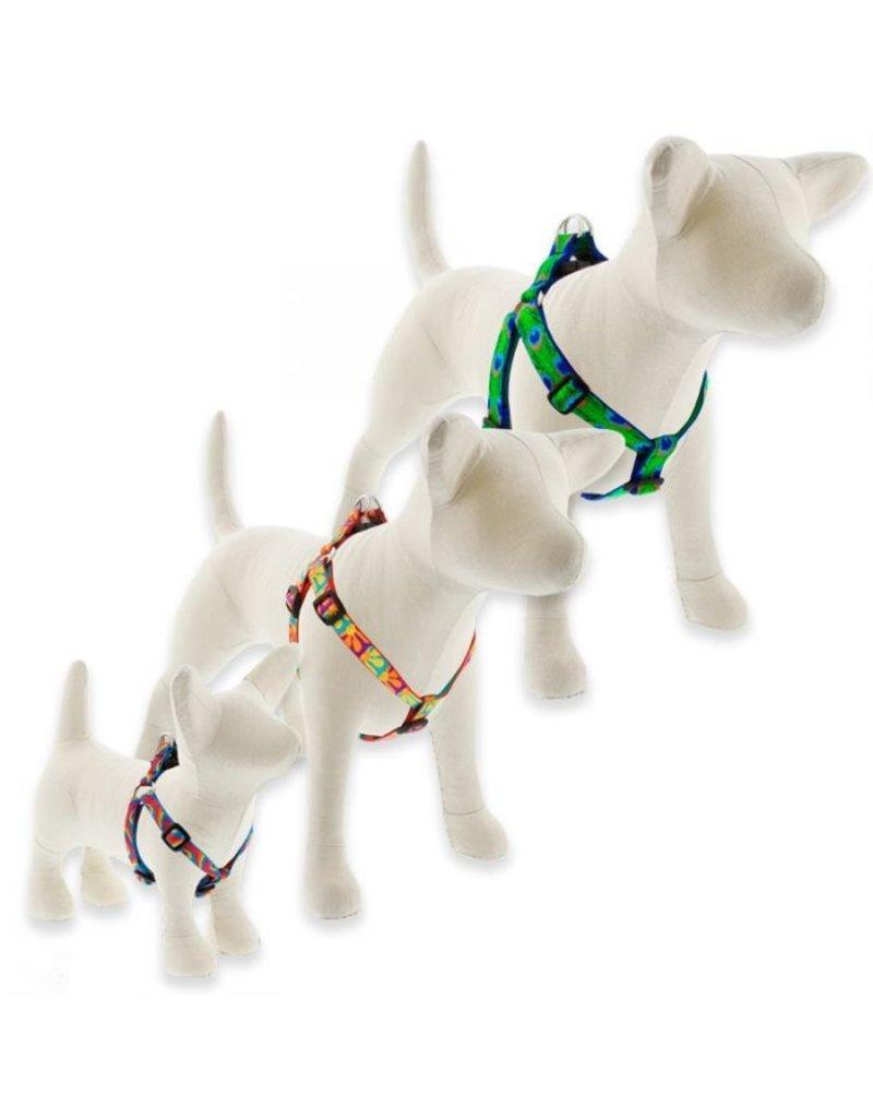 """Lupine Originals Step-In Harness 3/4"""" Puppy Love 15""""-21"""""""