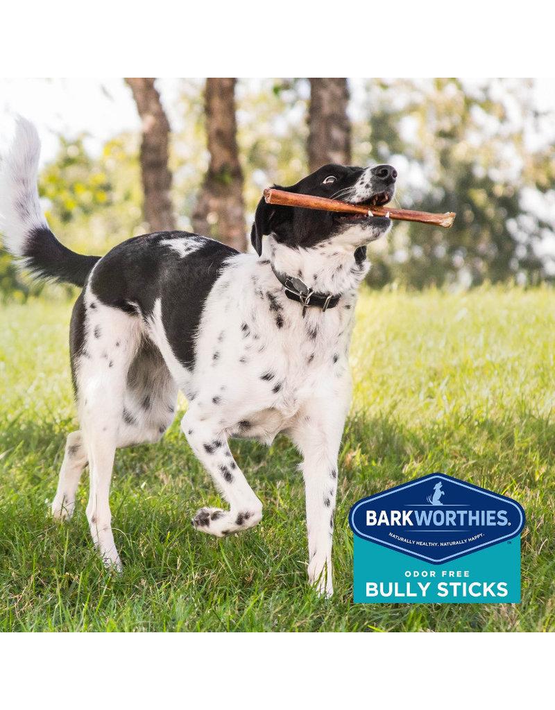 Barkworthies Barkworthies Dog Bully Sticks Odor Free American Bully 12 in single