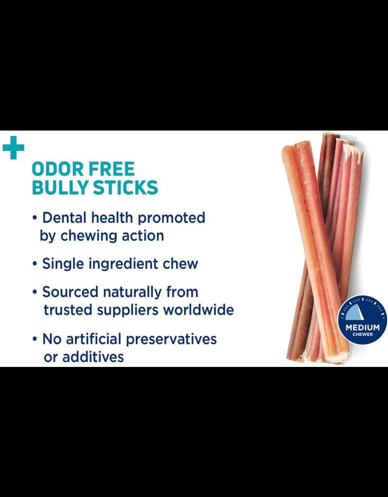 Barkworthies Barkworthies Dog Bully Sticks Long Curly One Size
