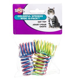 Ethical Cat Toys Colorful Wide Springs