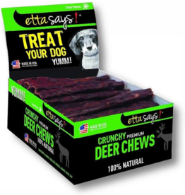 Etta Says Etta Says Bulk Treats 20 ct Crunchy Deer 7""