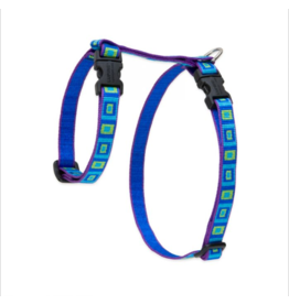 Lupine Lupine Cat H-Harness | Sea Glass 9-14""
