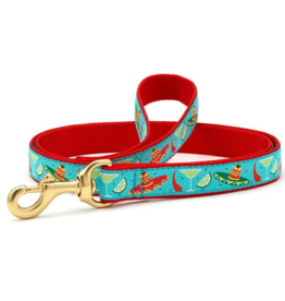 Up Country Inc. Up Country Dog Lead Collar 6' Wide Cinco De Mayo