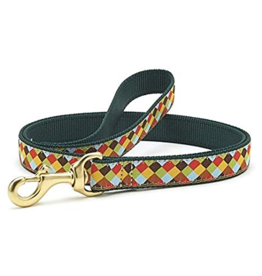 Up Country Inc. Up Country Dog Collar Lead Sophisticheck- 6'