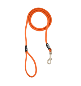 Tall Tails Tall Tails Rope Leash Orange 60 x 5/16 in sm med