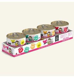 Weruva Best Feline Friend Canned Cat Food Batch O Besties Variety Pack 5.5 oz