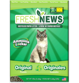 Fresh News Fresh News Recycled Paper Cat Litter 12 lb
