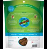 Fruitables Fruitables Dog Functional Hard Treats Bioactive Fresh Mouth Bones Small 15 Pack 7.3 oz