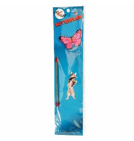 Go Cat Go Cat Toys Butterflier Cat Wand