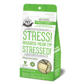 Granville Island Pet Granville Nutra Supplement Dog Bites Anxiety & Stress 8.47 oz