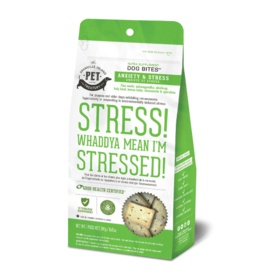 Granville Island Pet Granville Nutra Supplement Dog Bites Anxiety & Stress 8.47 oz