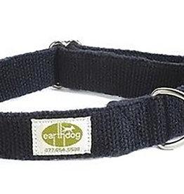 Earthdog Hemp Collar Ash Large
