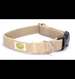 Earthdog Earthdog Hemp Collar Natural Medium