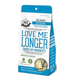 Granville Island Pet Granville Nutra Supplement Dog Bites Love Me Longer 8.47 oz