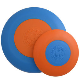 Planet Dog Planet Dog Orbee Tuff Zoom Flyer Blue/Orange Large