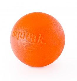 Planet Dog Planet Dog Orbee-Tuff Squeak Ball Orange