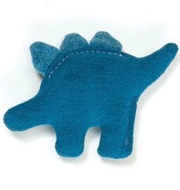West Paw West Paw Dog Toys  Dinosaur Hemp Mini