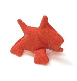West Paw West Paw Dog Toys  Scottie Hemp Mini