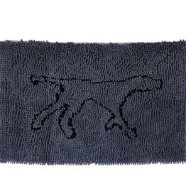 Tall Tails Tall Tails Wet Paws Mat w/Mitt Charcoal 35 x 26 Large