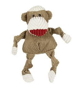 HuggleHounds Huggle Hounds Toys Sock Monkey Knottie Large