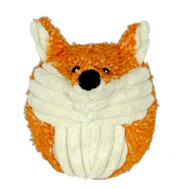 HuggleHounds Huggle Hounds Toys Squooshie Ball Fox