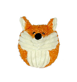 HuggleHounds Huggle Hounds Toys Squooshie Ball Fox