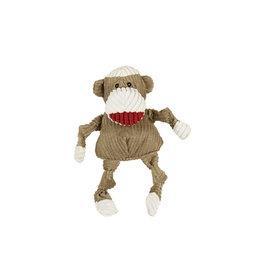 HuggleHounds HuggleHounds Toys Sock Monkey Knottie XS/Wee
