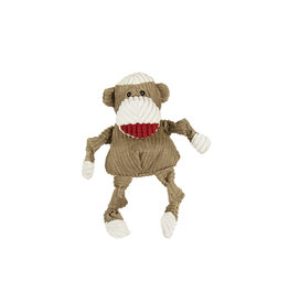 HuggleHounds HuggleHounds Toys Sock Monkey Knottie Regular