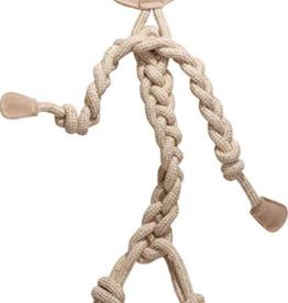 HuggleHounds Huggle Hounds Toys Sock Monkey Rope Super