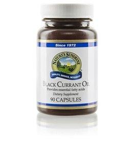 Nature's Sunshine Supplements Black Currant Oil 90 capsules