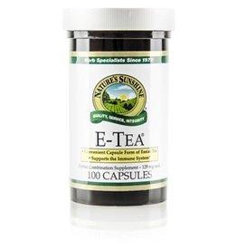 Nature's Sunshine Nature's Sunshine Supplements E-Tea 100 capsules