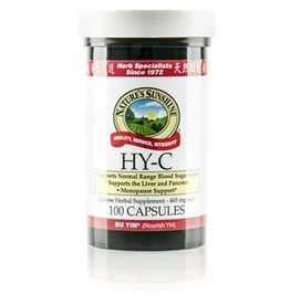 Nature's Sunshine Supplements HY-C 100 capsules