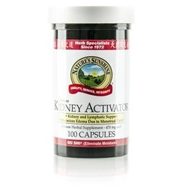 Nature's Sunshine Supplements Kidney Activator Chinese 100 capsules
