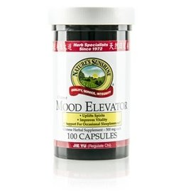 Nature's Sunshine Supplements Mood Elevator 100 capsules