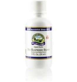 Nature's Sunshine Liquid Supplements Red Raspberry 2 fl oz