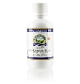 Nature's Sunshine Liquid Supplements Red Raspberry 2 fl oz