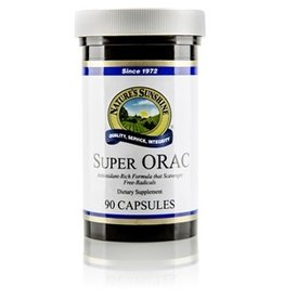 Nature's Sunshine Supplements Super ORAC 90 capsules