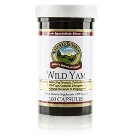 Nature's Sunshine Nature's Sunshine Supplements Wild Yam 100 capsules