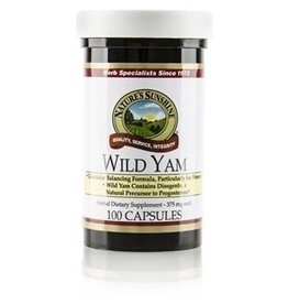 Nature's Sunshine Supplements Wild Yam 100 capsules