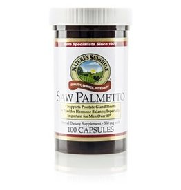 Nature's Sunshine Supplements Saw Palmetto 100 capsules