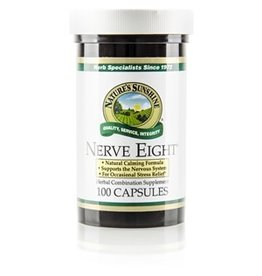 Nature's Sunshine Supplements Nerve Eight 100 capsules